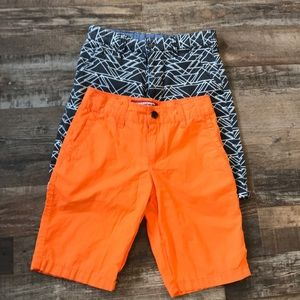 Other - 2- Pairs of Boys 8 shorts